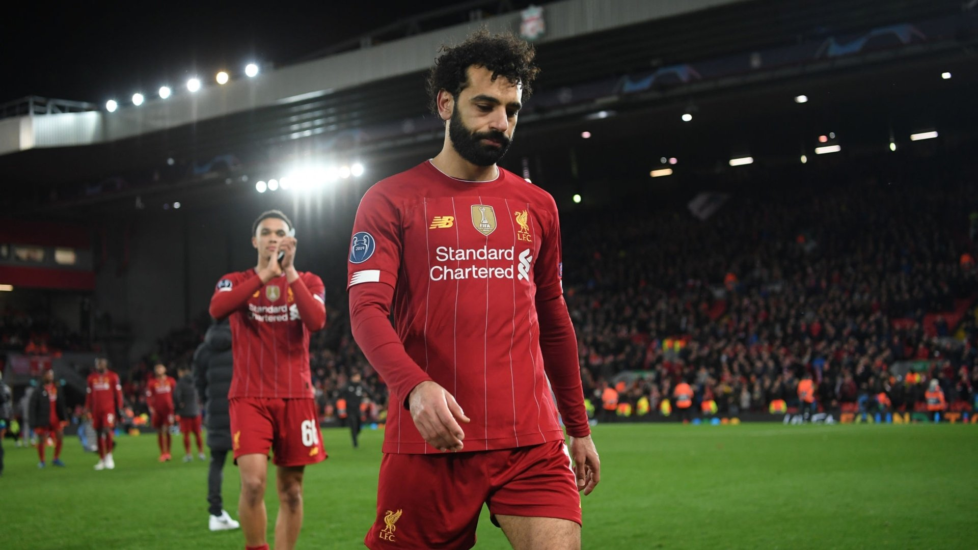 Salah turned down 'really good' offer from Real Madrid