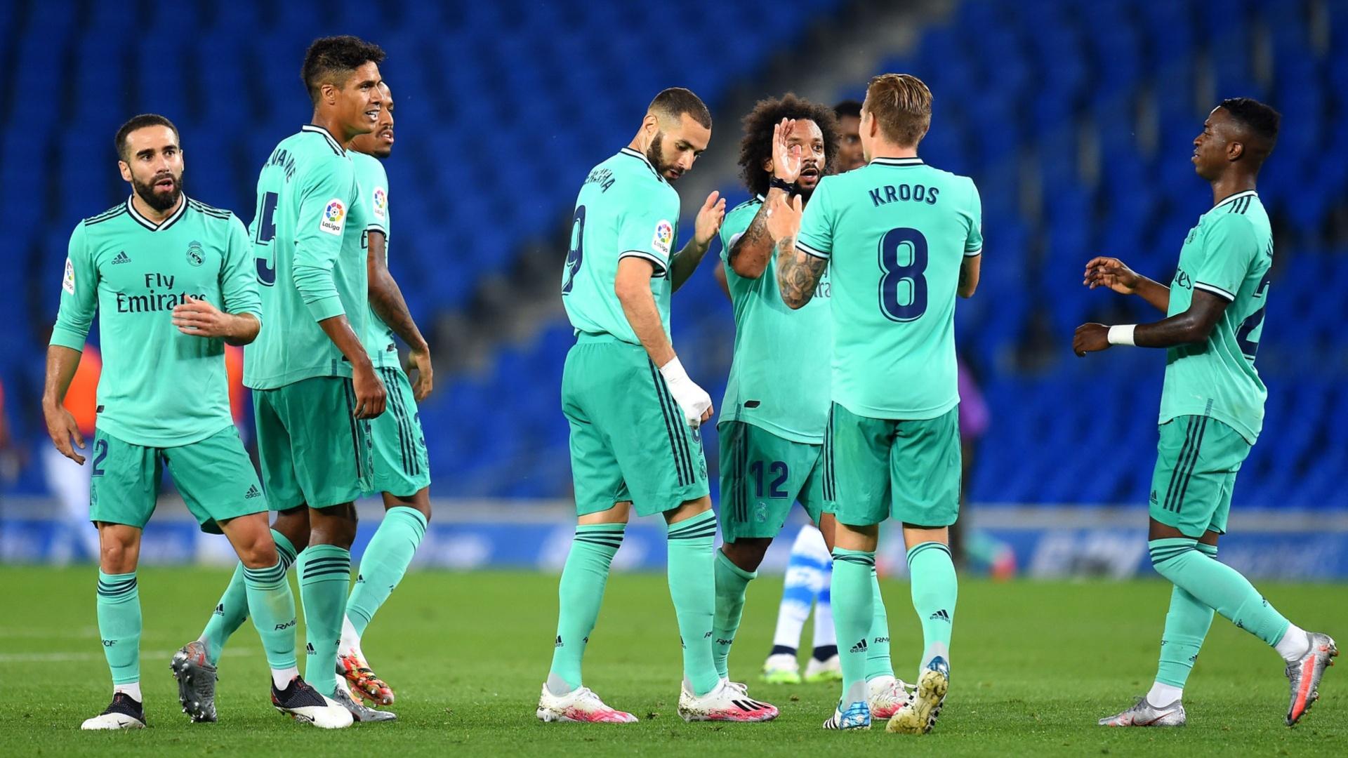 Match report: Real Sociedad 1-2 Real Madrid