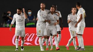 Real Madrid's 23-man squad list to face Real Sociedad