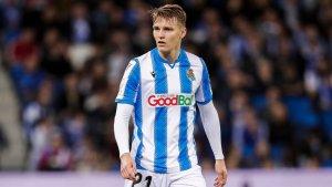 Martin Ødegaard keen to play in Europe with Sociedad