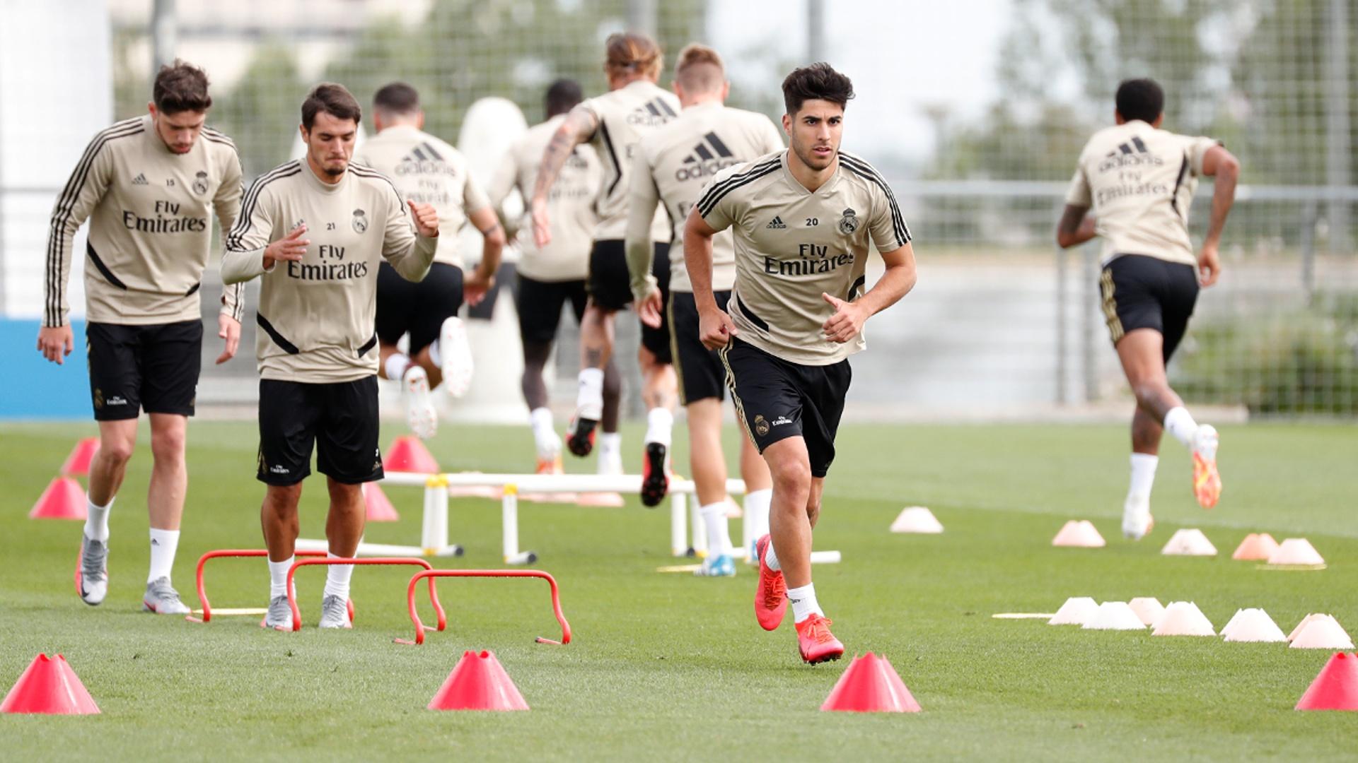 Real Madrid squad list announced for Eibar clash - Infinite Madrid