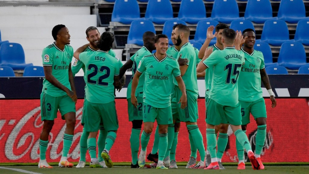 Match report: Leganes 2-2 Real Madrid