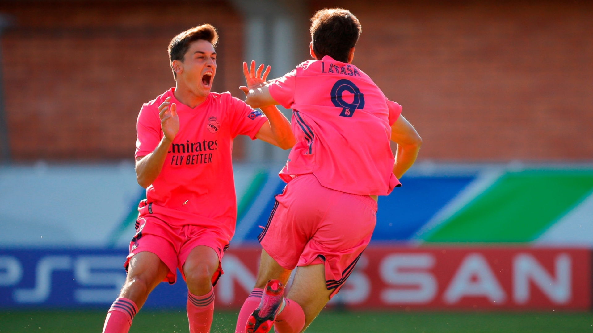 Real Madrid reach first ever Youth League final