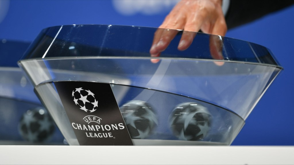 Champions League group stage draw: everything you need to know