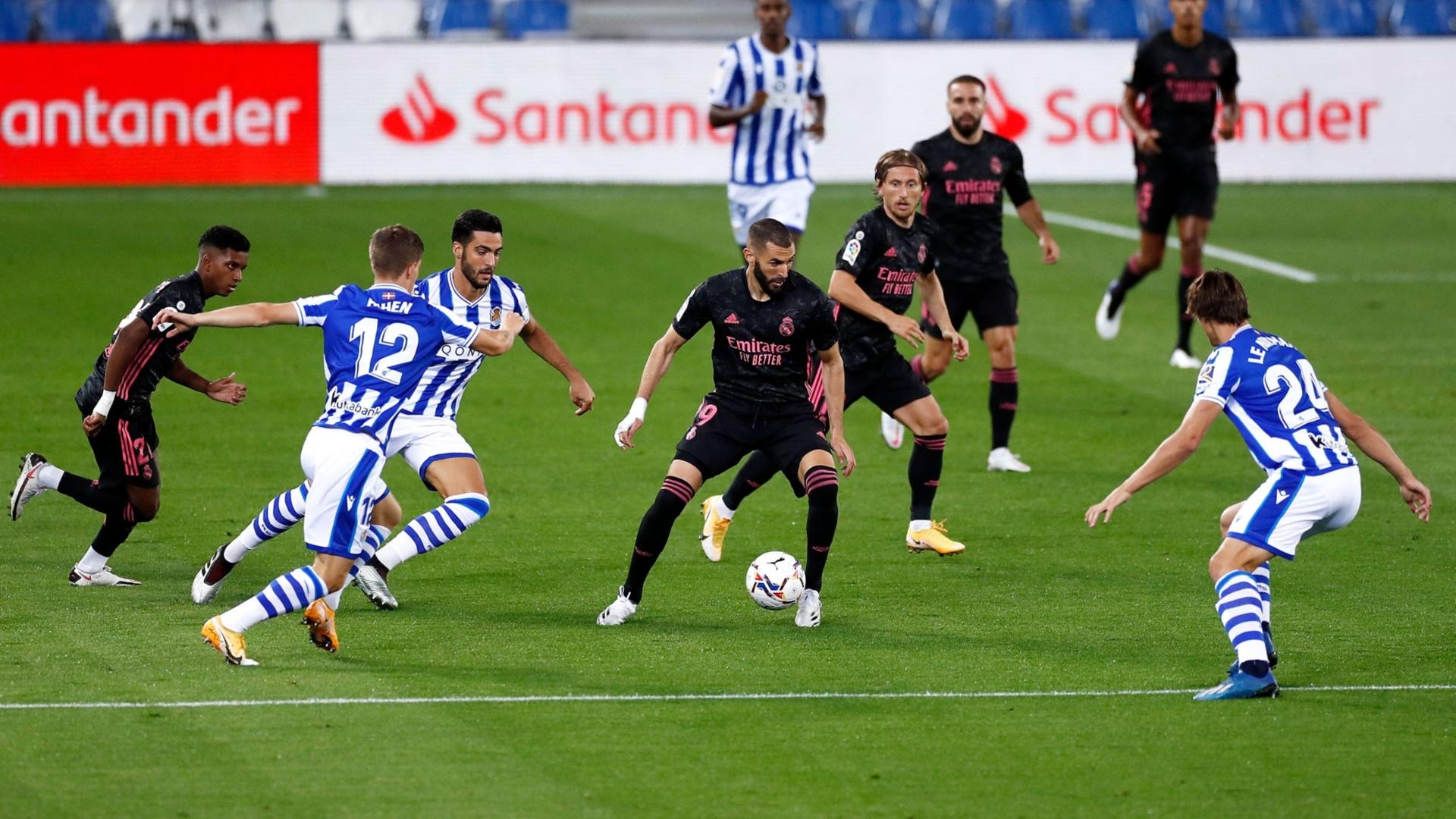 Match Report Real Sociedad Real Madrid Infinite Madrid