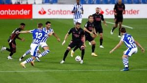 Match report: Real Sociedad 0-0 Real Madrid