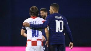 Varane & Mendy beat Modric's Croatia – Nations League Round-up
