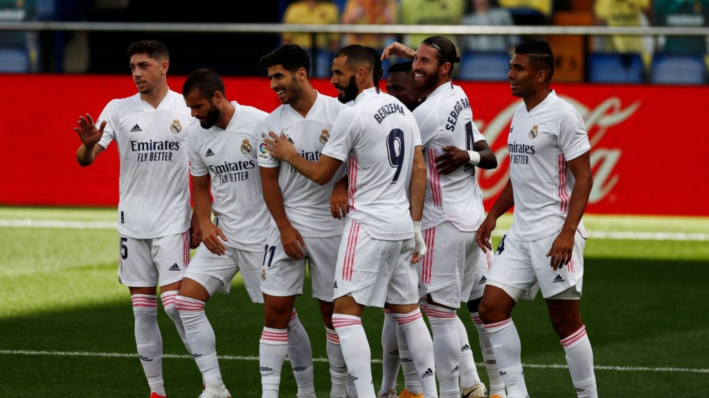 Match report: Levante 0-2 Real Madrid