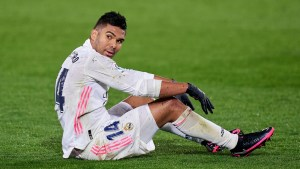 "Casemiro: ""We fought hard and gave everything on the pitch"""
