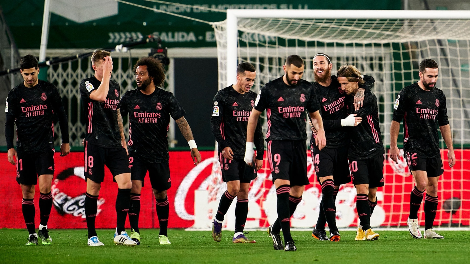Match Report: Elche 1-1 Real Madrid