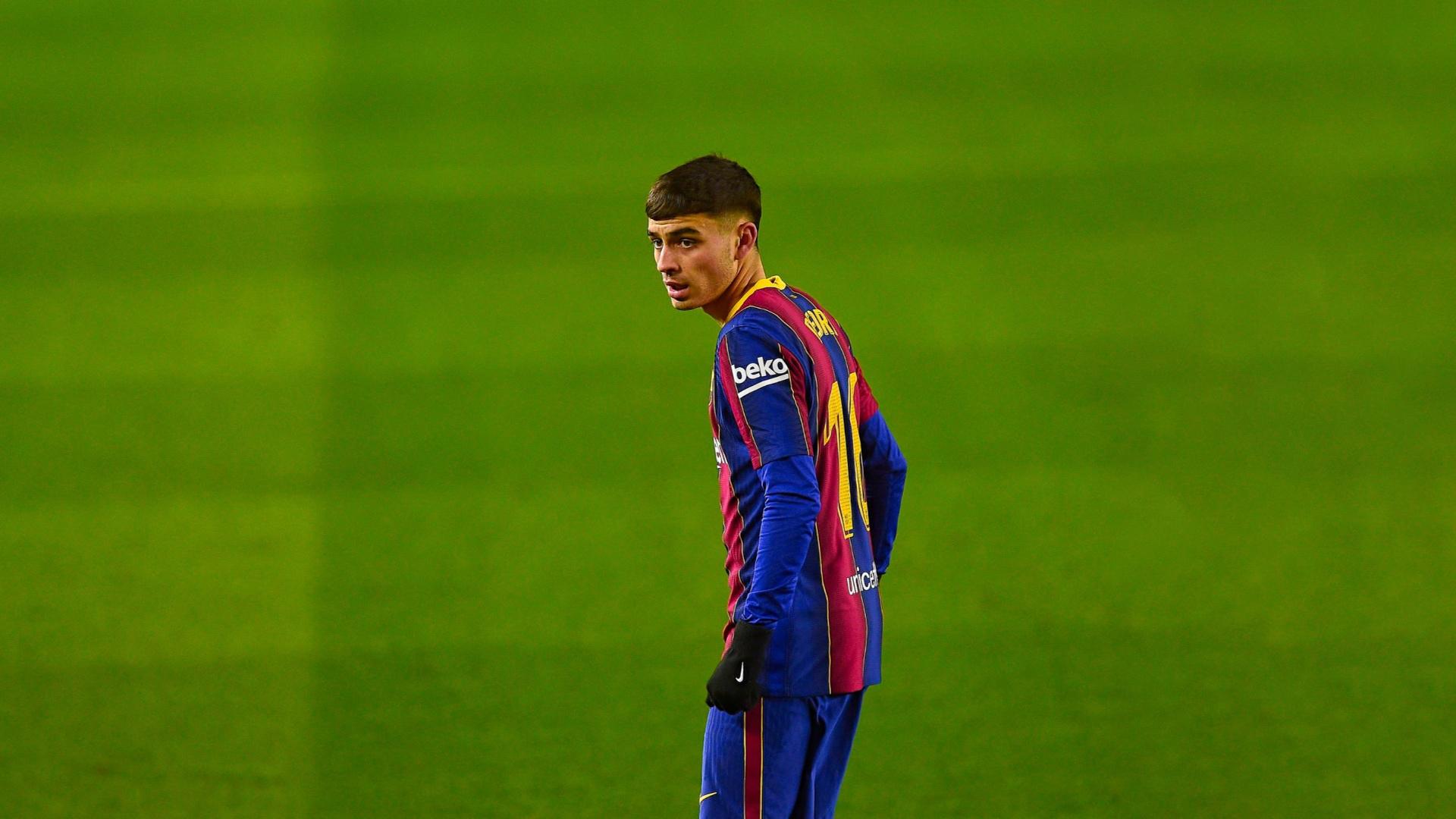Pedri: The latest jewel to slip through the Real Madrid net