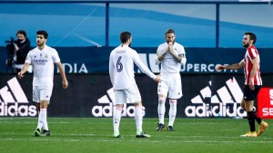 Match Report: Real Madrid 1-2 Athletic Club