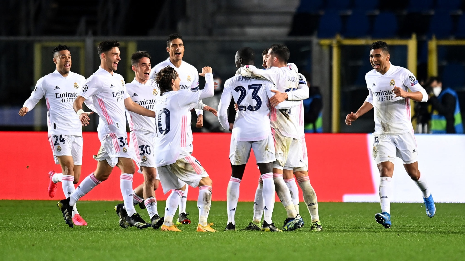 Match Report: Atalanta B.C. 0-1 Real Madrid