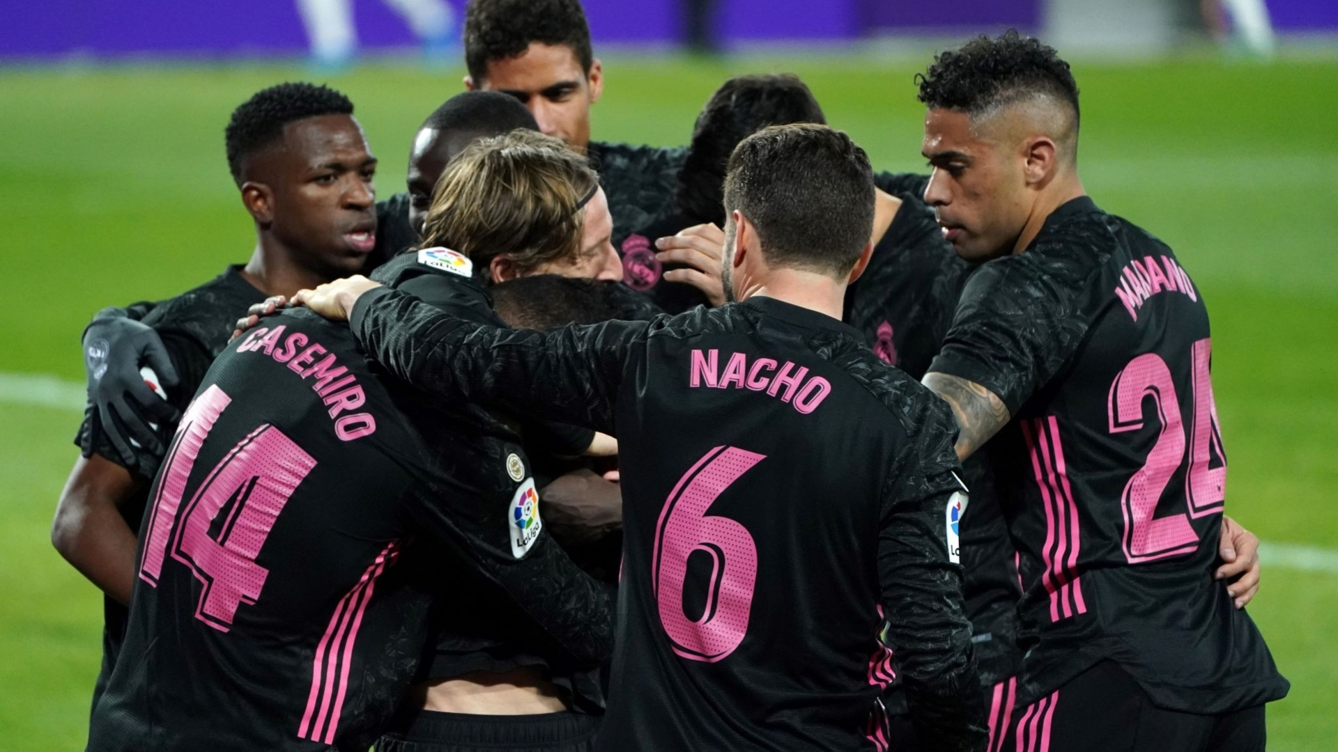 Confirmed: Real Madrid's 19-man travelling squad to face Atalanta