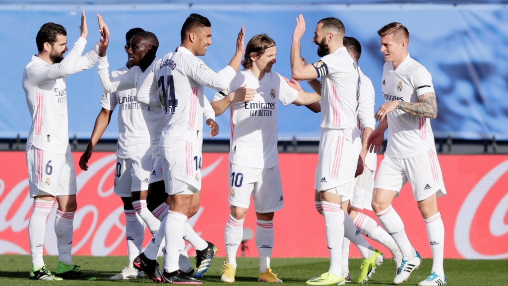 Match Report: Real Madrid 2-0 Valencia