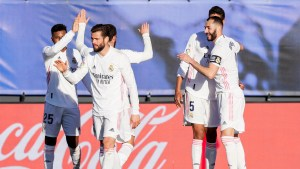 Confirmed: Real Madrid's 19-man squad for the Celta game