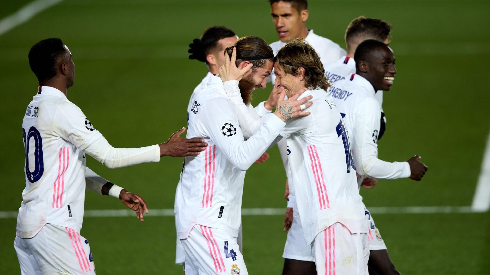 Match Report: Real Madrid 3-1 Atalanta B.C.