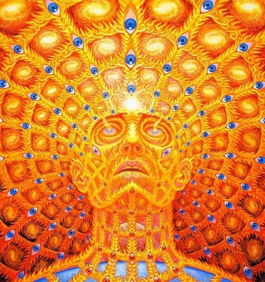 alex grey oversoul painting