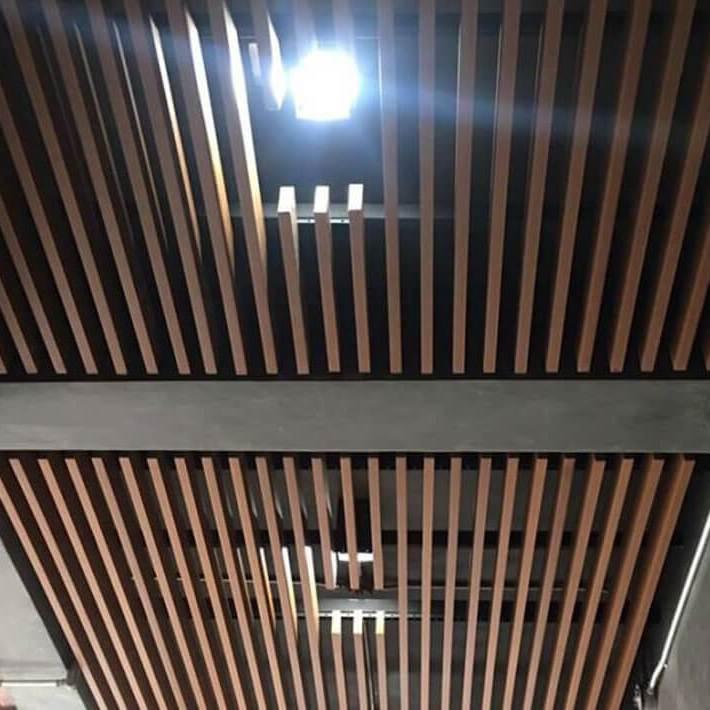 การติดตั้งไม้ฝ้าติดเพดาน PC ภายใน