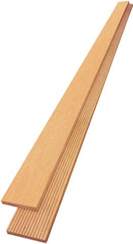 ไม้รั้ว ไม้ระแนง R สี Beech