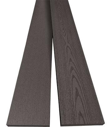 ไม้รั้ว ไม้ระแนง RB สี Oak