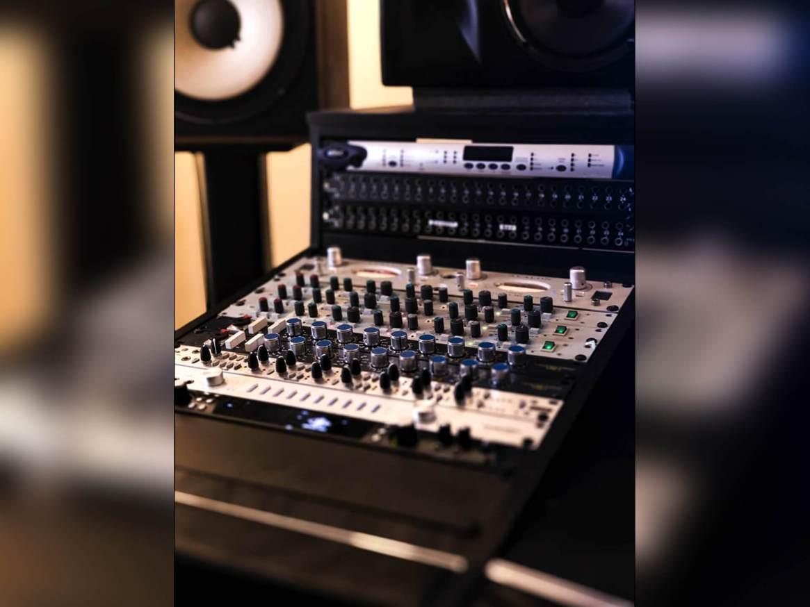 Infinite Recording - Gear