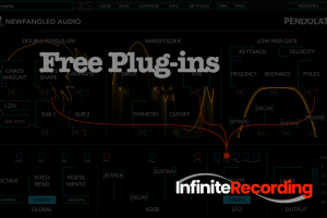 Infinite Recording - FridayFreebie Infinite Recording -Free Plugin