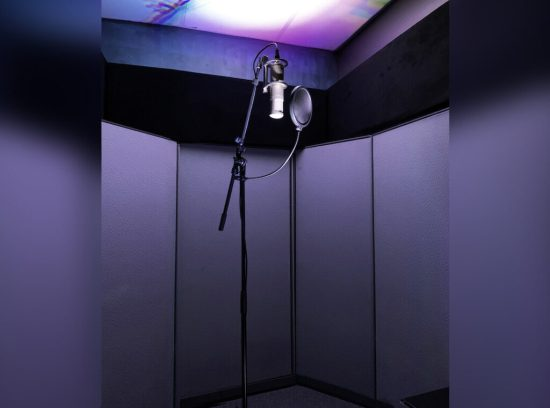 Infinite Recording: Studio B - Vocal Booth