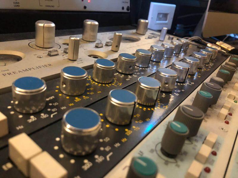 Infinite Recording Studios - Vintage Recording Equipment