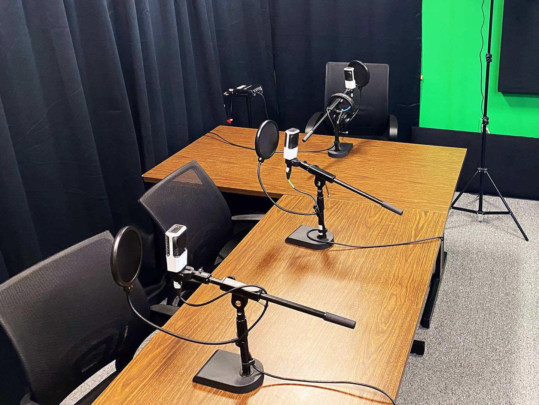 Infinite Recording Studios - Studio C - Podcasting in Boston