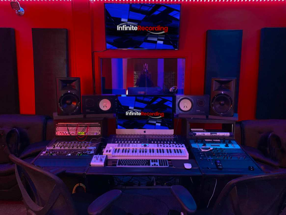 Infinite Recording Studios - Studio A