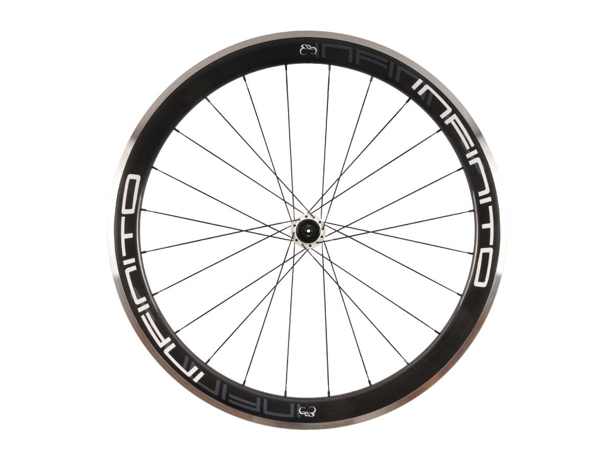 R5AC – Witte velg – Witte naaf – Rear – 1