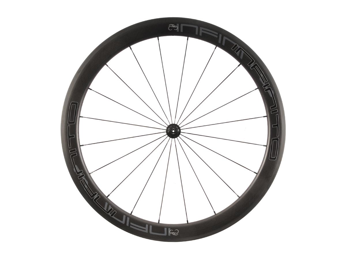 R5C – Zwarte velg – Zwarte naaf – Front – 1
