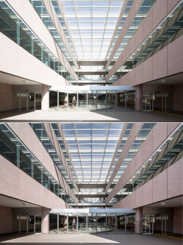 Antes e depois de editar uma imagem, por Joana França. Imagem © Joana França