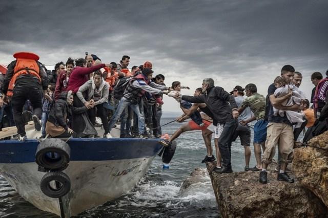 """Antonio Masiello (Itália) ficou em primeiro lugar na categoria Photojournalism e foi eleito """"Fotógrafo do Ano"""""""