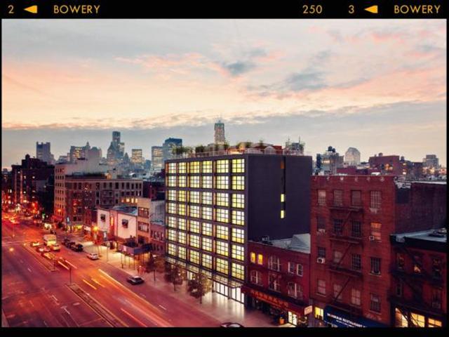 A nova sede do International Center of Photography em NY Créditos: Reprodução