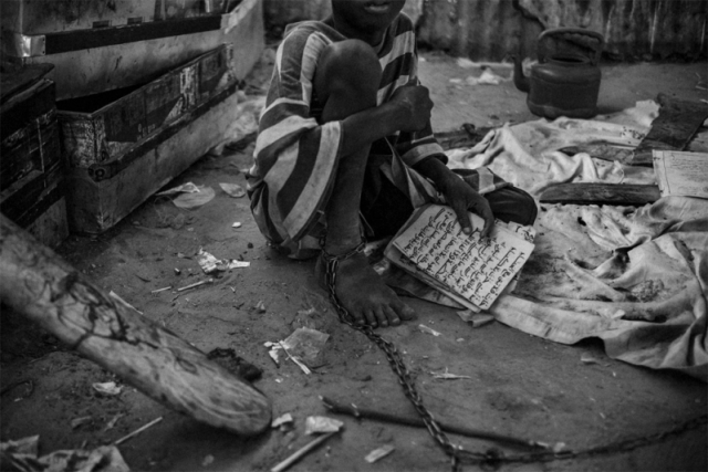 """""""Talibés, Escravos dos Tempos Modernos"""" denuncia a realidade de rapazes nas escolas corânicas de dois países Mário Cruz"""