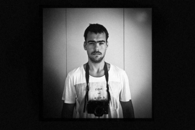 Mário Cruz, 28 anos, é fotojornalista da agência Lusa DR
