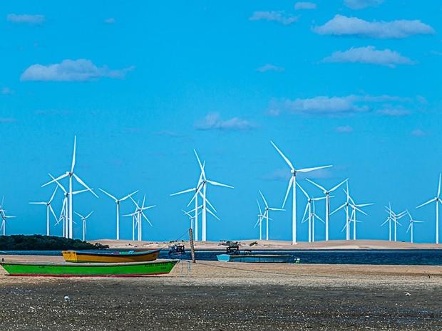 Praia de Galinhos (Foto: Antônio Carlos Alencar)