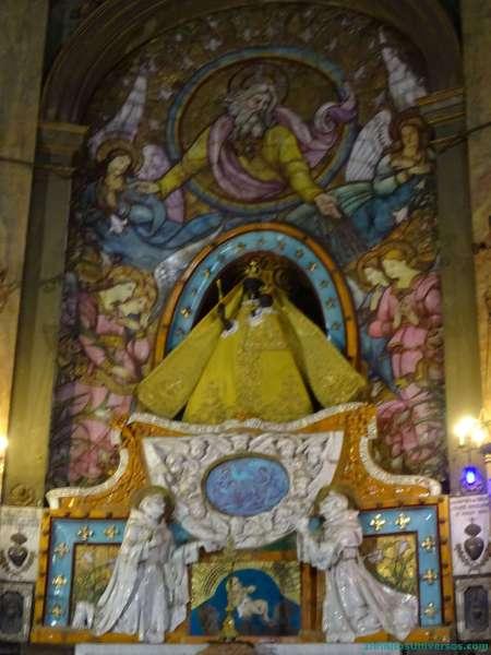 Basílica de la Dorada