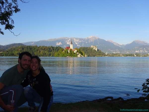 Excursión a la Garganta Vintgar y al Castillo y Lago Bled de Eslovenia