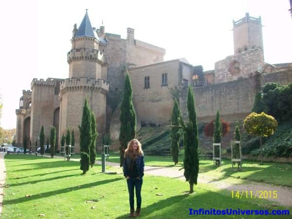 Castillo de Olite navarra en 5 días - Qué ver en Navarra en 4 días