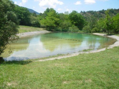 Piscina fluvial. Fuente: Wikiloc