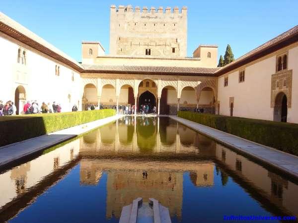 Alhambra de Granada andalucía