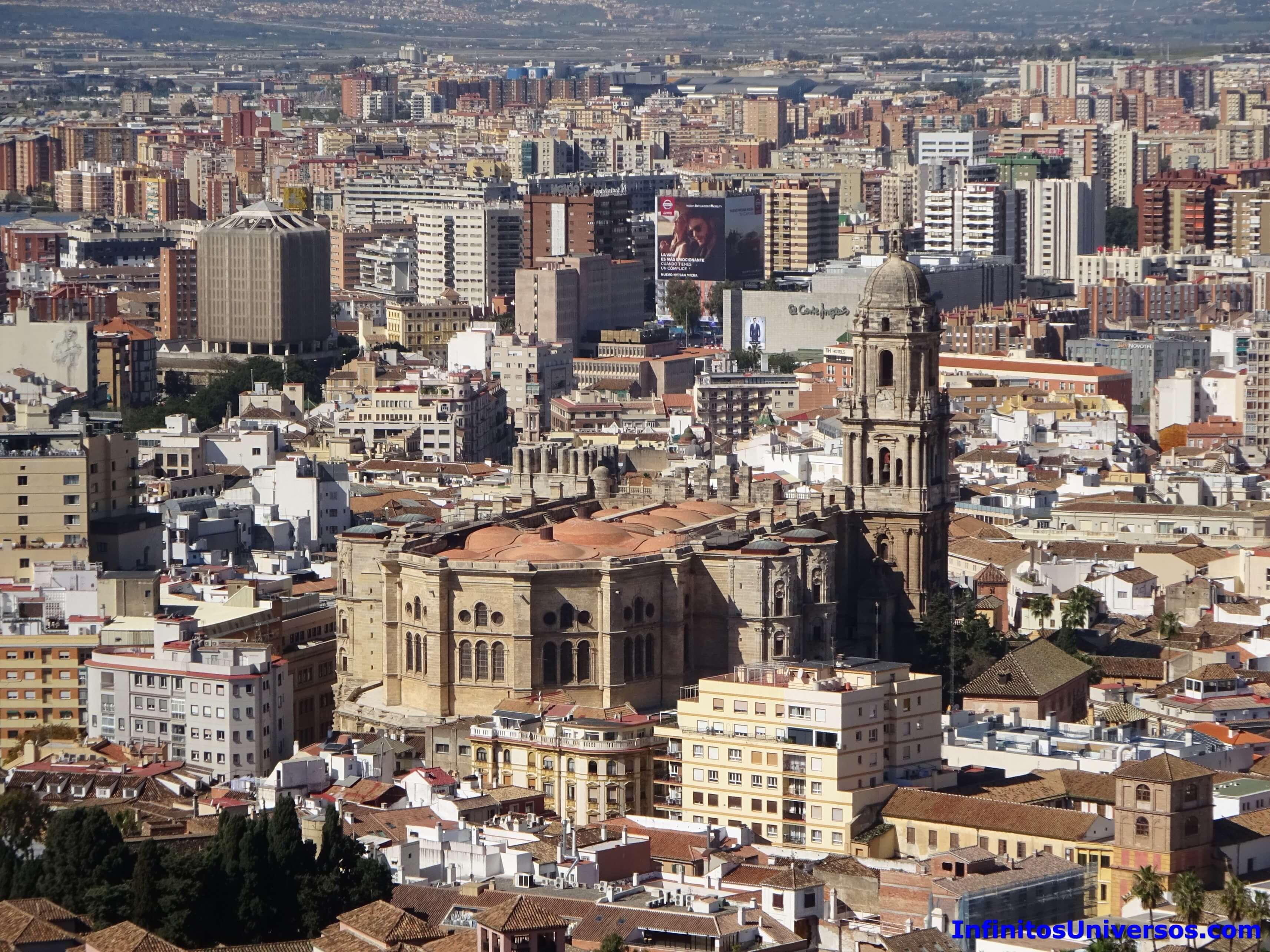 que ver en Málaga en un dia - Europa en verano