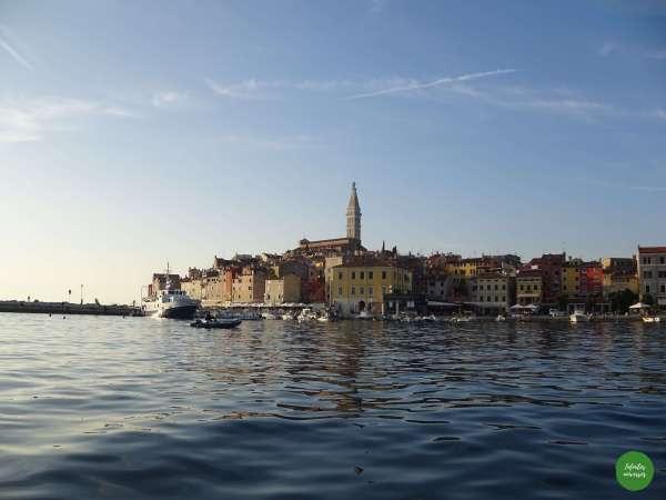 Vistas de Rovinj Que ver en Croacia