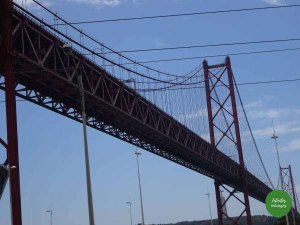 Puente 25 de abril - Que ver en Lisboa