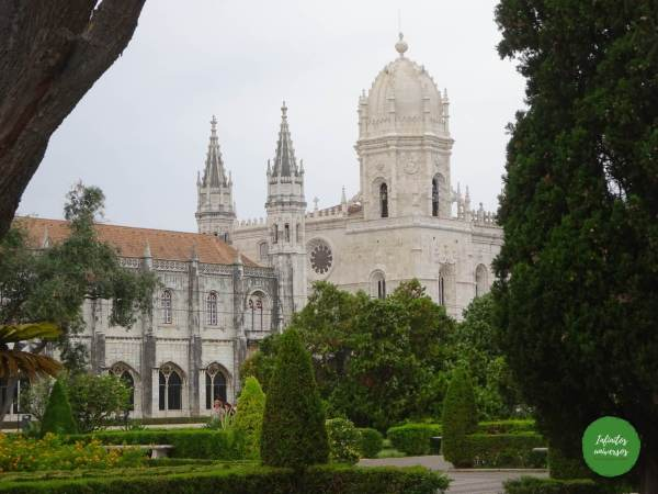 Monasterio de los Jerónimos  en Lisboa - Que ver en Portugal