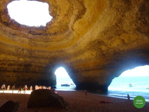 Las mejores playas del Algarve portugués