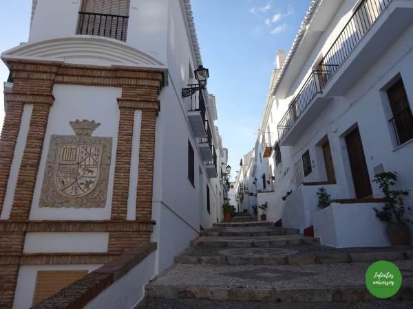 Frigiliana, uno de los pueblos más bonitos de Andalucía